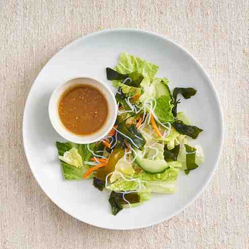 Seaweed and Glass Noodle Salad (Ve)