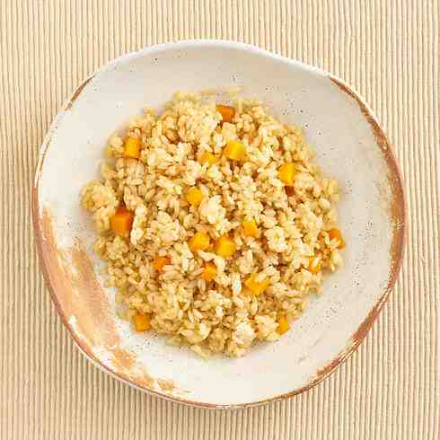 Butternut Squash Rice (VE/GF)