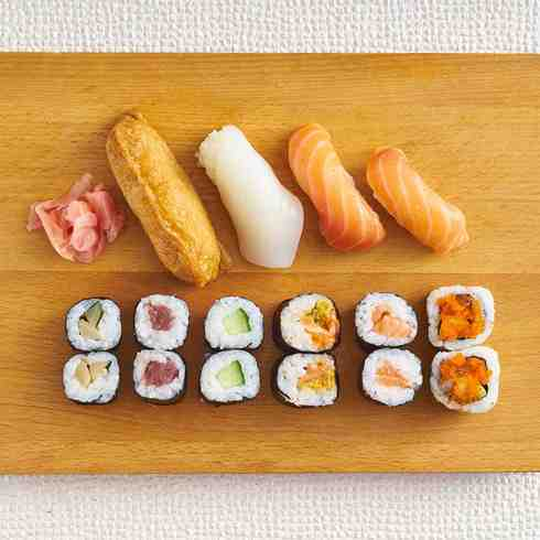 (New) WASO Sushi Selection WA