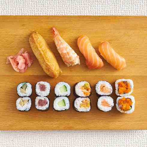(New) WASO Sushi Selection SO