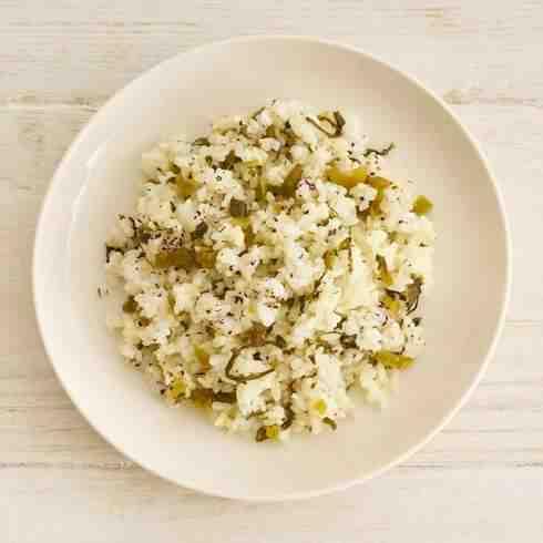 Mustard Leaf Rice (Ve)