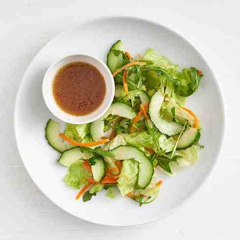 Wafu Cucumber Salad (Ve)