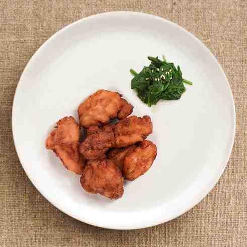 Shichimi Chicken Karaage